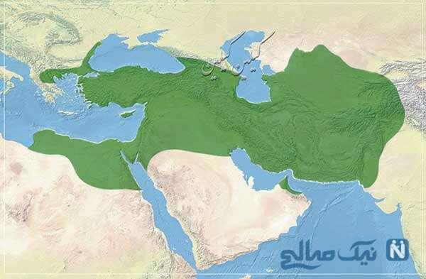 اگر امپراطوری ایران برپا بود الان همه این نقاط برق نداشت