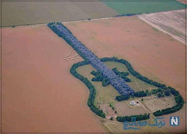 وقتی هم باغبونی و هم کشاورز و هم علااقه به موسیقی داری