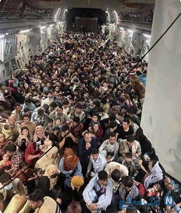 فرار از افغانستان