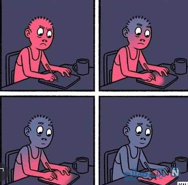 اختلال در اینستاگرام