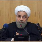 واکنش حسن روحانی به تحریم های آمریکا + فیلم