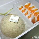 گران ترین میوه جهان در ژاپن+عکس