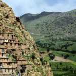 | روستای پالنگان یکی از جاذبه های گردشگری و توریستی کردستان
