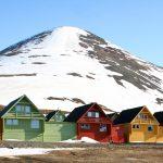 جزایر سوالبارد در نروژ منطقه ای سرد و زیبا باطبیعت بی نظیر