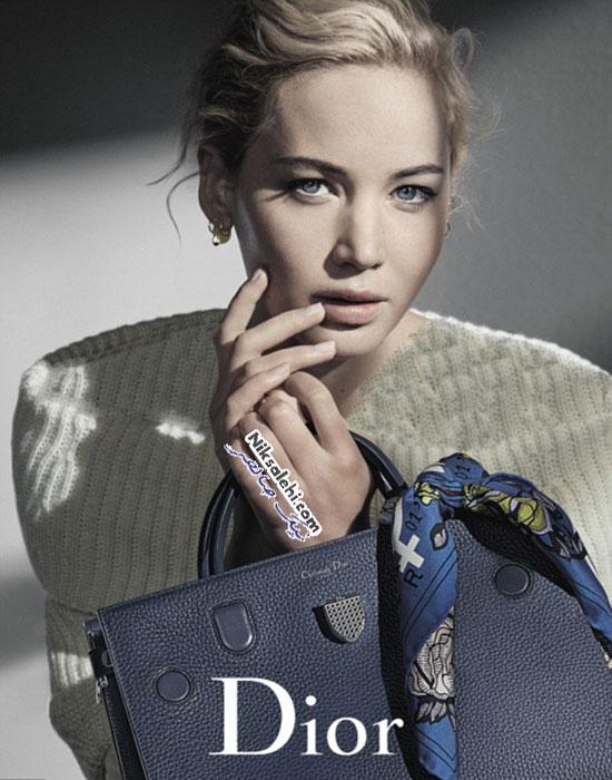 بازیگر مشهور هالیوودی در کمپین تبلیغاتی برند Dior +عکس