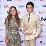 جانی دپ و همسرجوانش در فرش قرمز جشنواره فیلم تورنتو +عکس