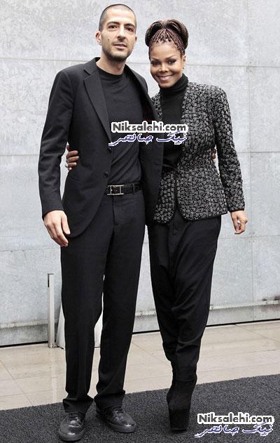 راز ازدواج خواهر مایکل جکسون با میلیاردر عرب+عکس