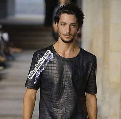 گران ترین تی شرت دنیا از جنس تمساح +عکس
