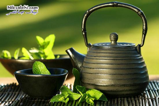 چطور چای سبز را برای لاغری مصرف کنیم؟ +عکس