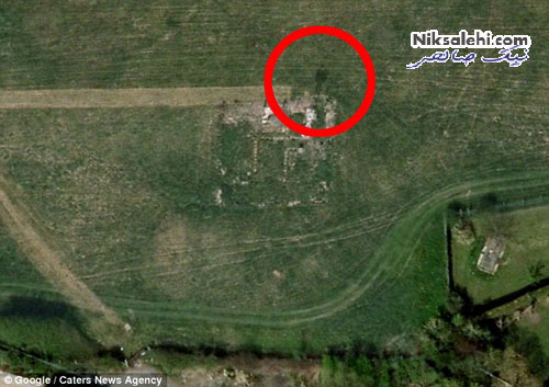 جنایتی که از چشمان تصاویر ماهواره ای گوگل دور نماند!+عکس
