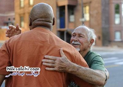 کار بسیار تحسین برانگیز پیرمرد ۸۲ ساله +عکس