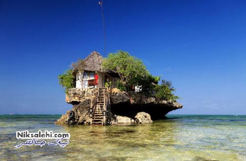 حدس بزنید این مکان جادویی زیبا کجاست! عکس