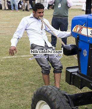 مسابقات عجیب و ترسناک المپیک هند+عکس