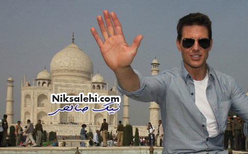 من تام کروز هستم ، اینجا هندوستان ….!!!+ عکس