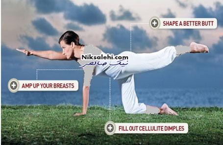 سه روش استفاده از چربی های اضافی بدن برای داشتن اندامی زیبا !!