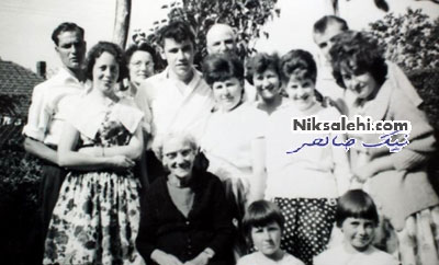 دیدار دو خواهرو برادر بعد از ۷۵ سال+عکس