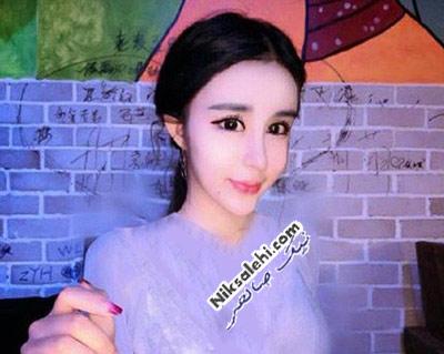 این دختر برای تماشا زیادی خوشگل است! +عکس