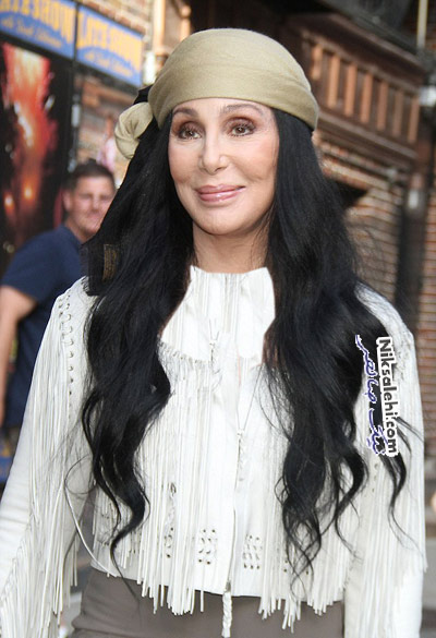 خواننده مشهور زن با تیپ دزد دریایی +عکس