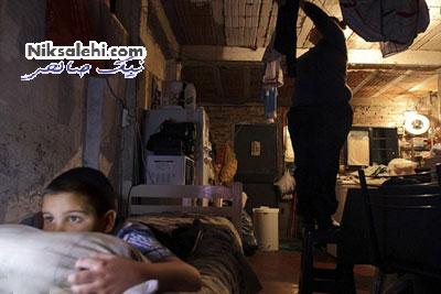 کودکان معصومی که باید پشت میله های زندان بزرگ شوند+عکس