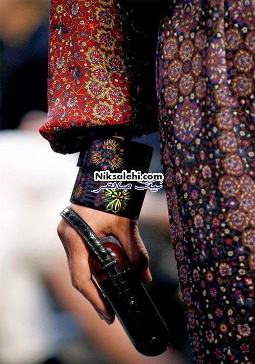 طرحی از برند مشهور هرمس فرانسه بنام تبریز آذربایجان !! / تصاویر