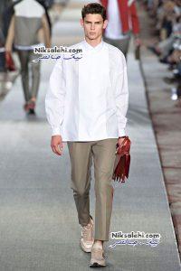 مدل لباس مردانه بهار ۲۰۱۳ مارک Valentino +عکس