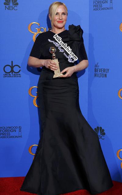 برندگان جوایز فیلم گلدن گلوب سال ۲۰۱۵ +عکس