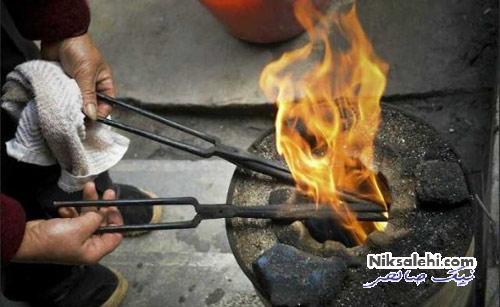 روش عجیب و باستانی چین برای کوتاه کردن موها! +عکس