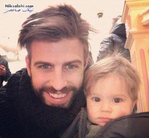 عکس های جدید شکیرا و فرزندانش در شبکه اجتماعی +عکس
