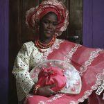 لباس عروس های دیدنی در عروسی های سنتی دنیا +عکس(1)