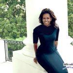 میشل اوباما در جلد مجله مشهور Vogue +عکس