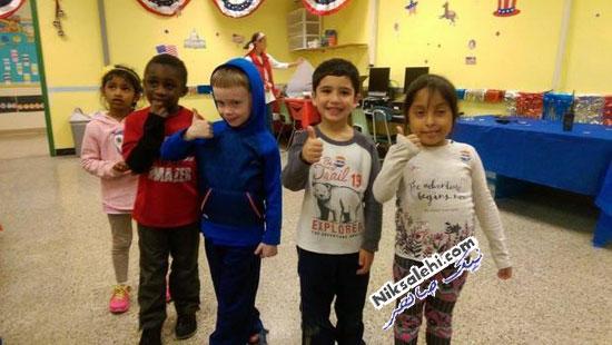 پیشگویی واقعی انتخابات امریکا توسط بچه های این مدرسه +عکس