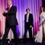 تیپ همسر دونالد ترامپ چرا جنجالی شده است! +عکس