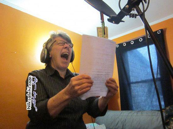 خوانندگی مادربزرگ