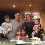 عید کریسمس دونالد ترامپ و فرزندانش +عکس