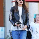 دختر تام کروز و مادرش در یک گردش خرید در کالیفرنیا +عکس