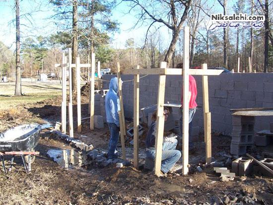 ساخت خانه رویایی