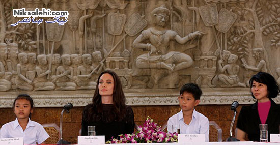 افتتاحیه فیلم جدید آنجلینا جولی
