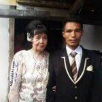 ازدواج بسیار عجیب پسر 28 ساله با مادربزرگ 82 ساله +عکس