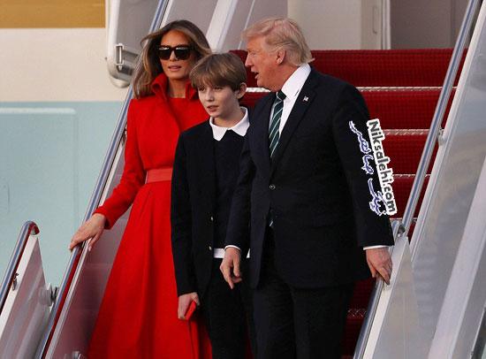 پسر دونالد ترامپ