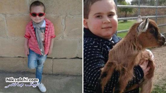 اختلال هورمونی نادر پسربچه ۷ ساله و شرکت او در مسابقه برای زنده ماندن! + عکس
