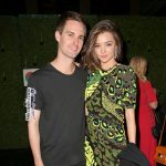 ازدواج میراندا کر سوپرمدل معروف با مالک شبکه اجتماعی اسنپ چت