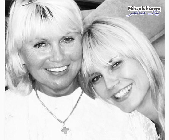 ستاره های مشهور هالیوودی در روز مادر