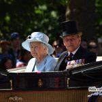 تولد ۹۱ سالگی ملکه الیزابت با حضور کیت میدلتون و دو فرزندش