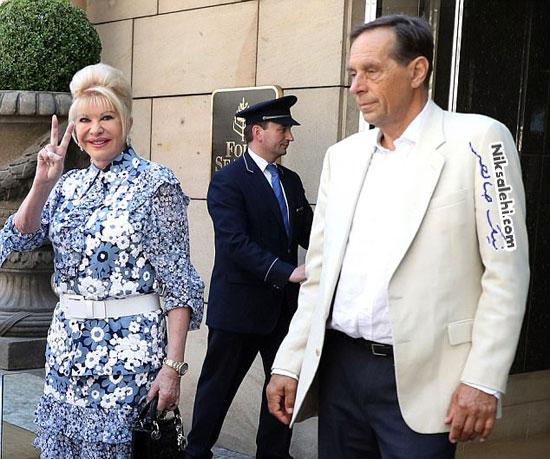 همسر سابق دونالد ترامپ