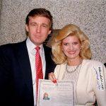 همسر سابق دونالد ترامپ و اولین عشق زندگی اش در شهر پراگ!