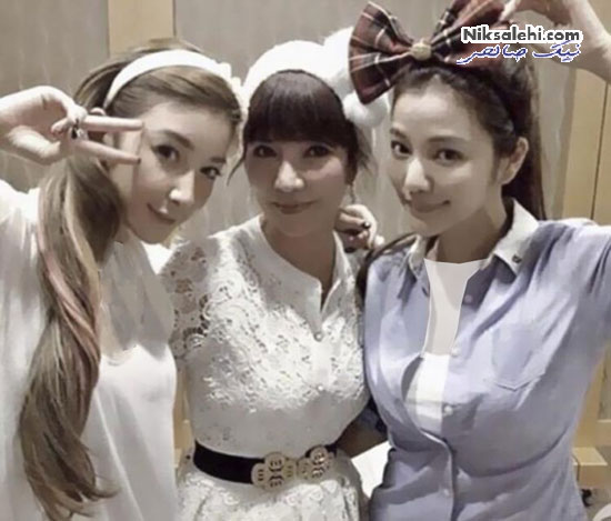 چهره جوان خواهران تایوانی