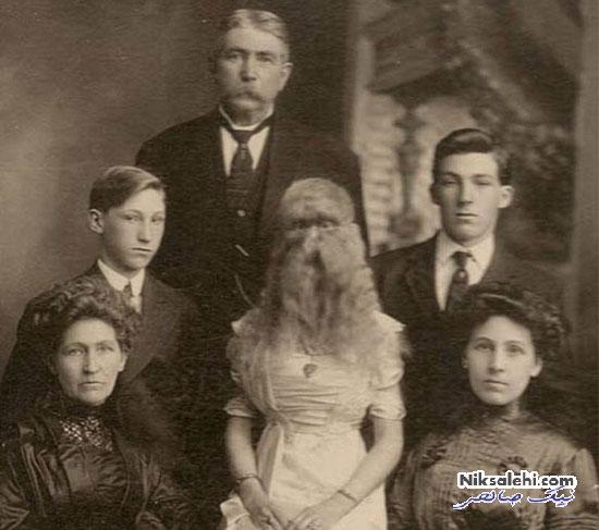 عجیب ترین زنان قرن نوزدهم