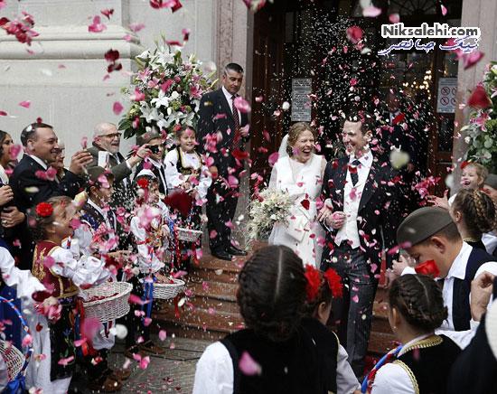 عروسی شاهزاده صربستانی