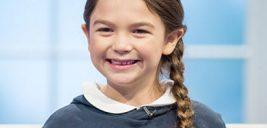 دختر ۷ ساله ای که شاید کوچکترین برنده جایزه اسکار باشد!
