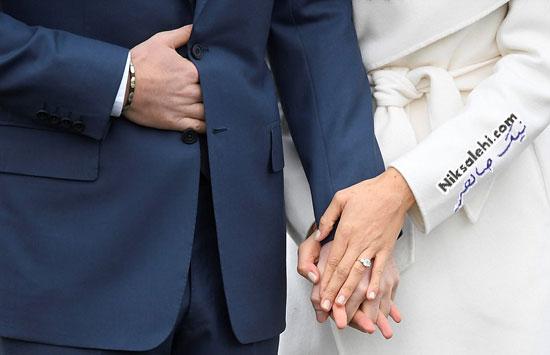 نامزدی شاهزاده هری